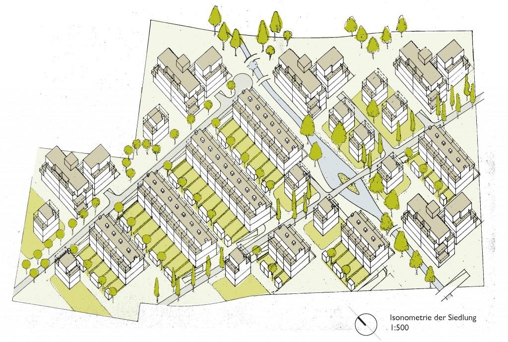 stedenbouw prijsvraag woningbouw