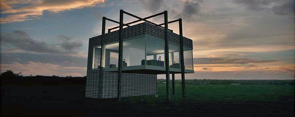 nieuwbouw zelfbouw ontwerp vrijstand woonhuis