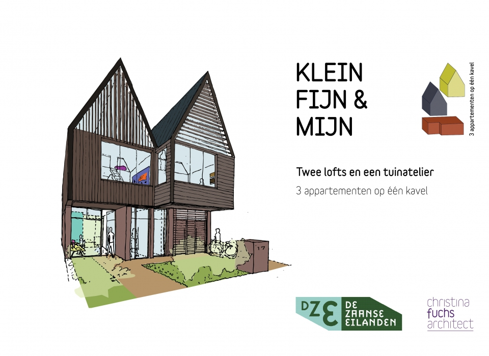 KLEIN FIJN MIJN christina fuchs architect brochure s