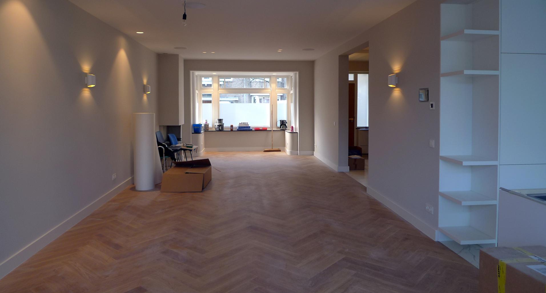 Badkamer Verbouwen Amsterdam : Verbouwing woonhuis amsterdam u2013 christina fuchs architect